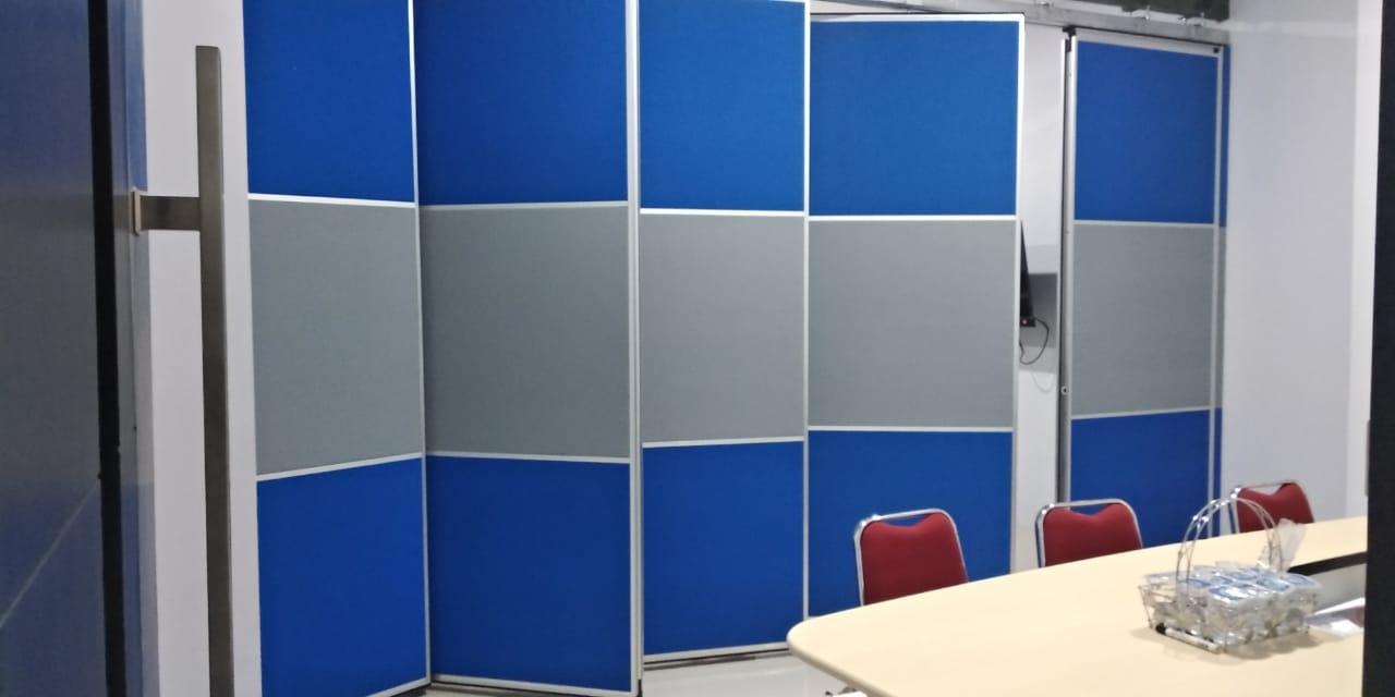 partisi type sorepa untuk ruang meeting