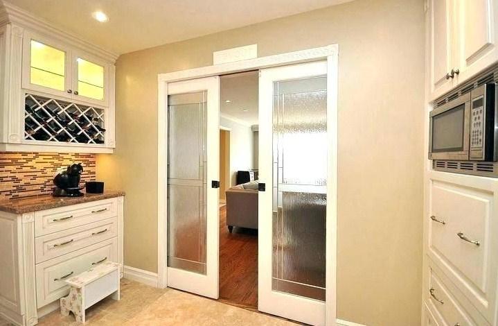 Pintu Partisi Geser Memiliki 6 Desain Untuk Sekat Dapur ...